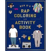 预订Bun B's Rap Coloring and Activity Book