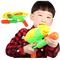 儿童戏水玩具夏季气压水枪射程远儿童戏水玩具喷水枪抽拉式 水枪