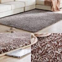 加厚弹力丝卧室地毯现代简约客厅家用茶几垫欧式满铺沙发地毯床边