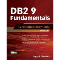 【预订】DB2 9 Fundamentals Certification Study Guide