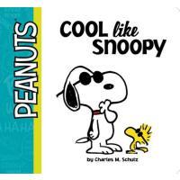 英文原版 史努比漫画 Cool Like Snoopy
