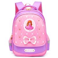 儿童书包小学生书包儿童背包1-2年级女童书包宝宝书包书包小学生