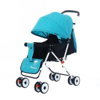 批发婴儿推车折叠儿童手推车多功能伞车可坐可躺轻便宝宝四轮推车