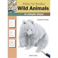预订How to Draw: Wild Animals:In Simple Steps