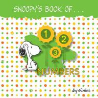 Snoopy's Book of Numbers Board Book