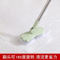 长柄刷子硬毛地板刷卫生间地刷浴室浴缸刷瓷砖刷地板清洁刷抖音