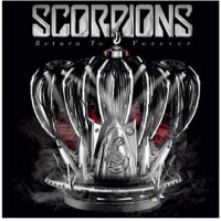 正版重金属 蝎子乐队Scorpions 王者归来 Return To Forever CD