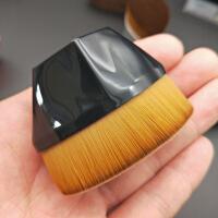 花瓣粉底刷 55号魔术便携 底妆刷BB霜不吃粉无痕扁头专业化妆刷 人造纤维