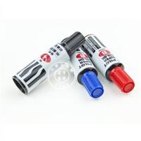 百乐箱头笔 SC-BM 蓝 绿 黑 红四色 油性记号笔