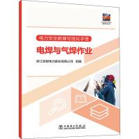 电力安全教育可视化手册 电焊与气焊作业 中国电力出版社