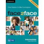 【预订】Face2face Intermediate Class