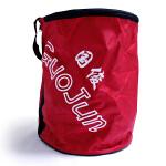 正品国俊众搏 网球包 国俊运动专营 网球桶包 捡球袋 网球袋 红/黑两色