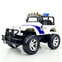 超大�b控警�充�1:12越野�b控汽��和�玩具汽��b控�