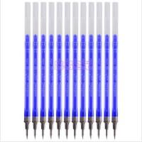 三菱(UNI)嗜喱笔芯UMR-1(适用笔为UM-151)0.38mm 签字笔笔芯12支装蓝色