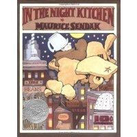 In the Night Kitchen [Hardcover]夜晚的厨房(凯迪克银奖,精装) ISBN9780060266684