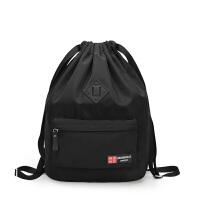 篮球袋子篮球包足球包训练包束口袋抽绳双肩包防水户外运动健
