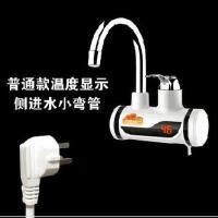 家用洗浴电热水龙头测进水速热器厨宝小功率下进水小型过水热厨房