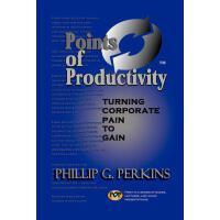 【预订】Points of Productivity: Turning Corporate Pain to Gain