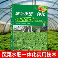 蔬菜水肥一体化实用技术 大棚蔬菜栽培技术书 病虫害防治 绿色蔬菜种植技术 茄果类叶菜类瓜类蔬菜科学种植技术指导图书籍