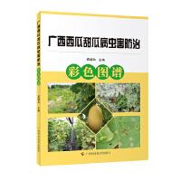 广西西瓜甜瓜病虫害防治彩色图谱