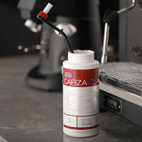 美国原装进口URNEX咖啡机清洁粉 吧台器具除垢药粉 毛刷盲碗套装