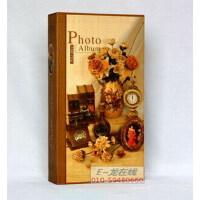 泰迪熊相册 3R/5寸相册 300张 PP插袋 盒装相册/影集 6351