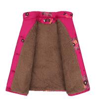 中老年女装棉衣奶奶冬季棉袄加绒加厚老年人衣服妈妈冬装外套