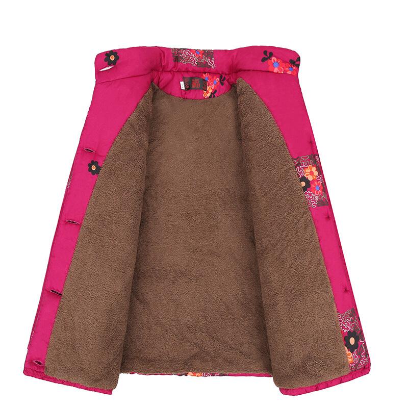 中老年女装棉衣奶奶冬季棉袄加绒加厚老年人衣服妈妈冬装外套   预售商品     预售商品,请须知,到货后会在您下单后按先后顺序陆续为你发出,
