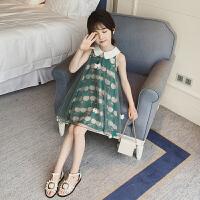 2019夏季新款儿童童装裙子女孩韩版洋气公主裙潮女童夏装连衣裙