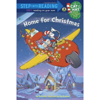 Home For Christmas (Dr. Seuss/Cat in the Hat) (Step into Re