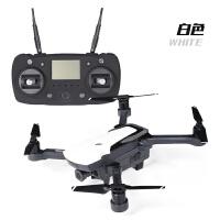 有摄像头的无人机拍照飞机高清专业大型2000米双GPS航拍智能电调遥控飞机无刷电机 白色 1080P五百万像素