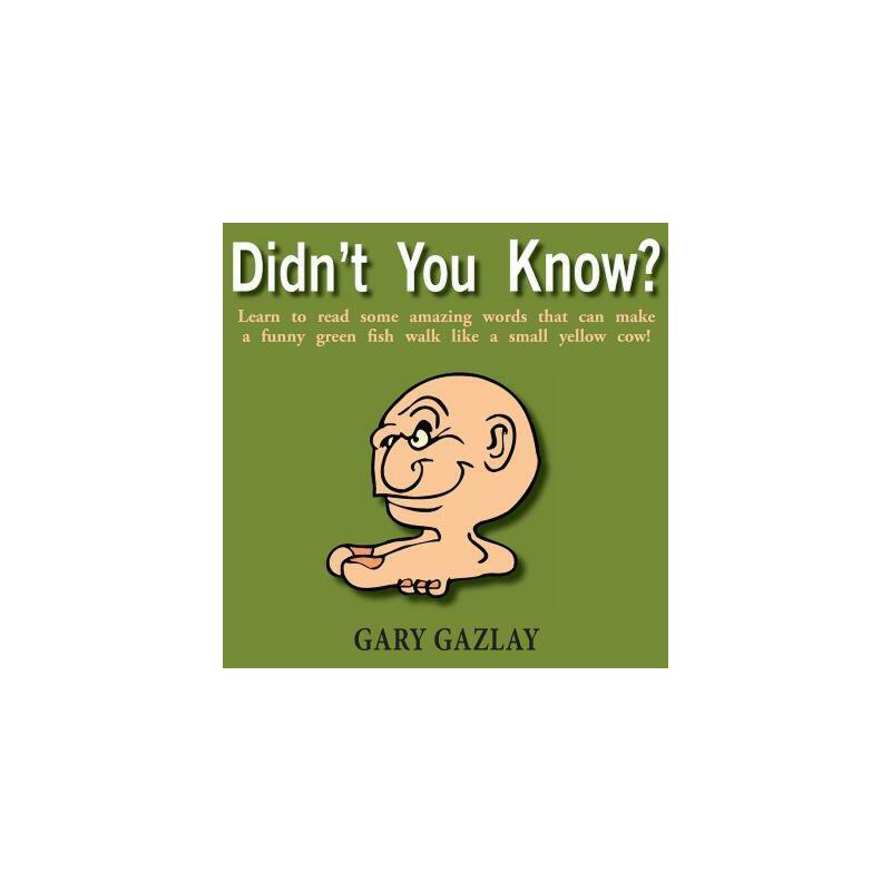 【预订】Didn't You Know? 预订商品,需要1-3个月发货,非质量问题不接受退换货。