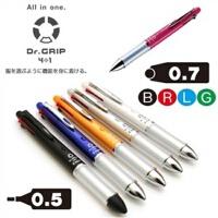 百乐PILOT P-BKHDF1SR 多功能4+1原子笔