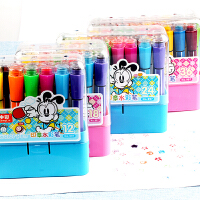 12色水彩笔 36色幼儿园用12色18色24色36色可水洗绘画笔