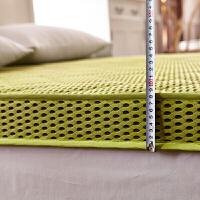榻榻米床垫折叠褥子单双人1.5m1.8米1.2学生宿舍床垫子床褥子垫被定制