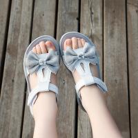 女童运动凉鞋夏季儿童中大童软底沙滩鞋