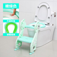 儿童坐便器儿童坐便器马桶梯椅女宝宝小孩男孩座垫圈婴幼儿1-3-6岁大号尿盆MYZQ49 +2个保暖垫