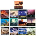 Smithsonian Collins科学博物馆 自然现象系列13本套装 经典科普读物 百科书籍 Seymour si