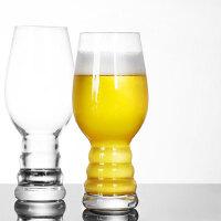 精�啤酒杯 扎啤杯 郁金香小��啤酒杯酒吧�S镁票�玻璃杯