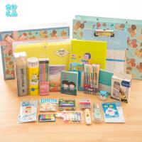 六一儿童文具礼盒六一儿童节礼物可爱创意儿童小学生初中礼物学生奖品六一文具礼盒生日