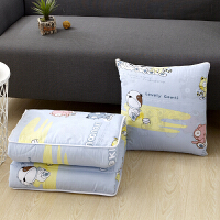 被子抱枕二合一 大号纯棉抱枕被子两用二合一枕头冬季加厚折叠小被子汽车沙发靠垫