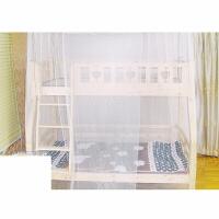 母婴床上下铺蚊帐双层床1.5m母床高低床母床1.2不锈钢儿童床定制
