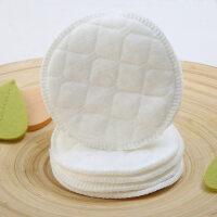 防溢乳垫可洗式棉孕产妇哺乳期喂奶防漏奶溢乳垫儿隔乳贴12片装A