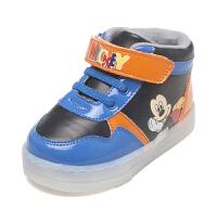 鞋柜童鞋 春秋款HelloKitty小童女鞋儿童运动鞋魔术贴休闲单鞋