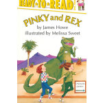 Pinky & Rex (Ready-To-Read, Level 3)宾基和恐龙ISBN9780689823480