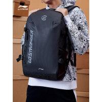 李宁双肩包男女同款训练系列背包书包学生运动包ABSP388