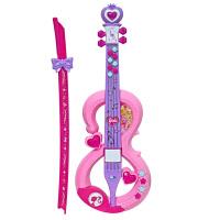 BARBIE 芭比公主女孩电子小提琴 儿童乐器玩具B108