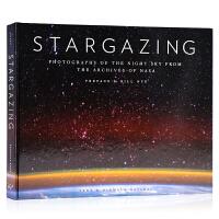 宇宙星空摄影画册 Stargazing 英文原版 NASA档案馆典藏夜空照片 美国宇航局珍贵摄影集 科学 摄影 天文爱好