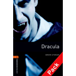 Oxford Bookworms Library: Level 2: Dracula audio 牛津书虫分级读物2级