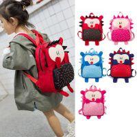 1-2-3-5岁宝宝男女童小刺猬双肩背包 儿童包包幼儿园小书包